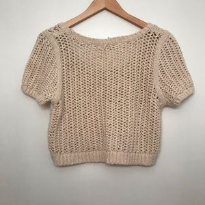 Free People Tops - Free people cropped sweater top
